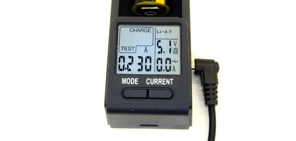 OPUS BT-C100 kapacitás teszt