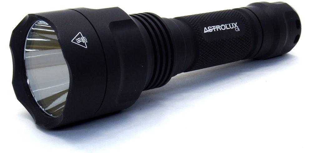 Astrolux C8 elölről