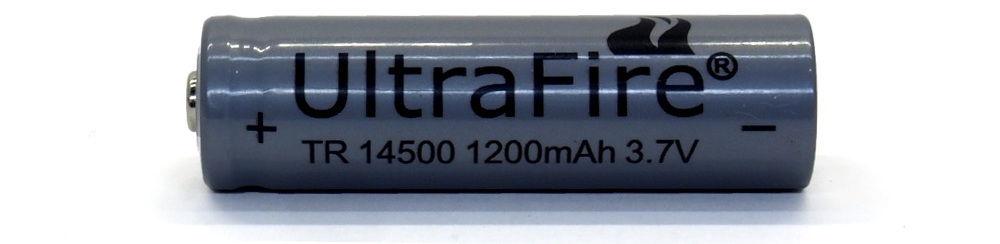 UltraFire TR 14500 lítium-ion akku