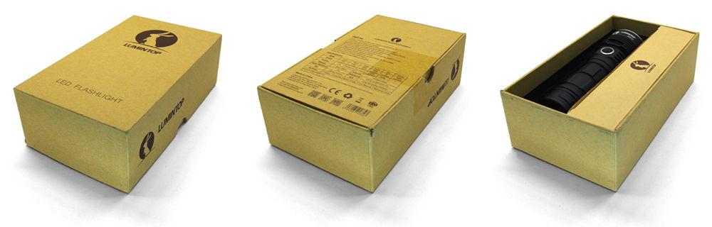 Lumintop ODF30 doboza