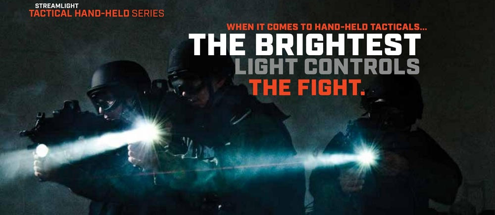 Stroboszkóp STREAMLIGHT Tactical-handheld series banner