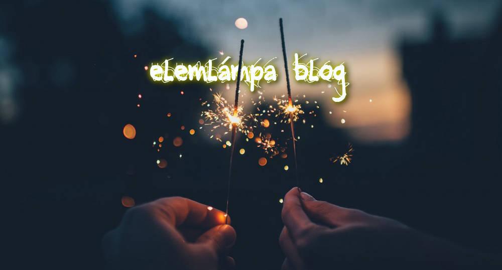 2018 elemlámpa blog