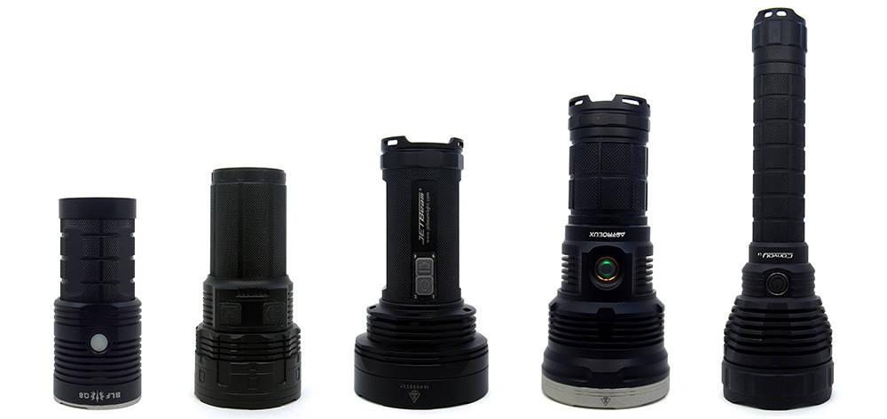Astrolux MF02S mérete