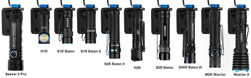 Olight Seeker 2 Pro L dock banner