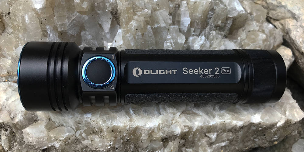 Olight Seeker 2 Pro quartz