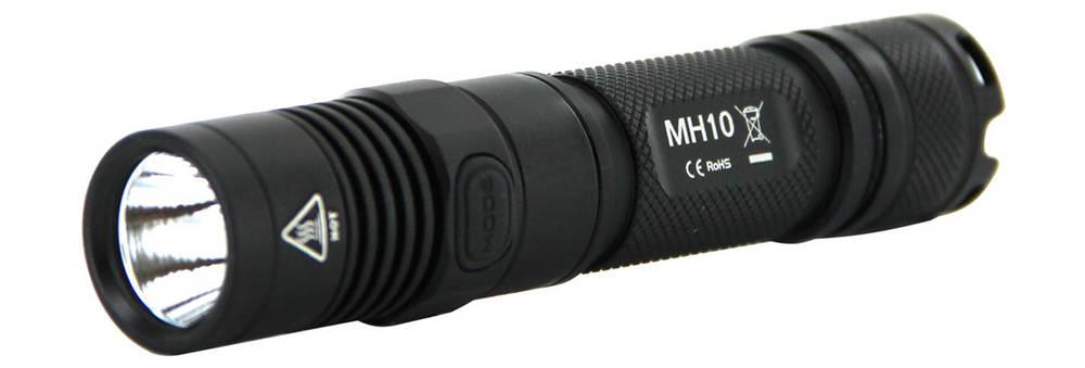 Elemlámpa Nitecore MH10