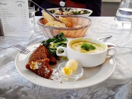 Farm to table restaurant