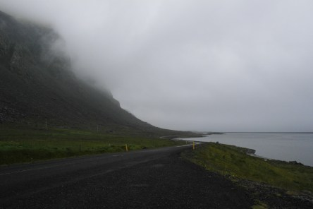 Road to Akureyri