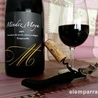 Cata de vino: Méndez Moya Tempranillo 2009