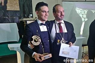 Valentín Checa y José Carlos Rodríguez