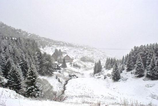 На Попова Шапка наврнаа 25 сантиметри снег