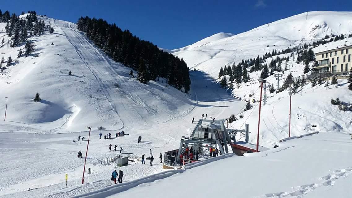 Нови 50 сантиметри снег на Попова Шапка