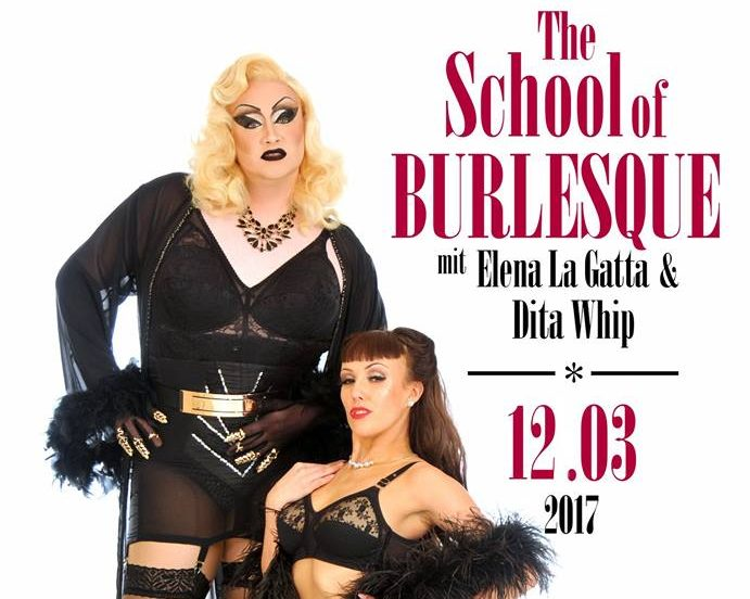 The Scool Of Burlesque