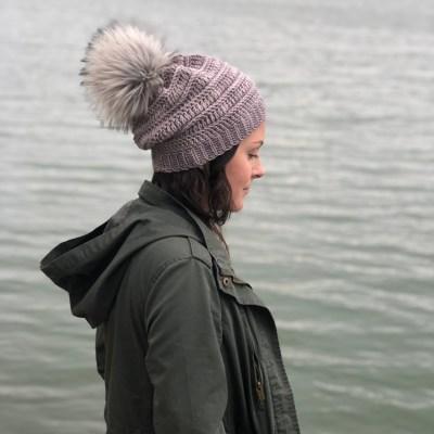 Isabel Crochet Beanie
