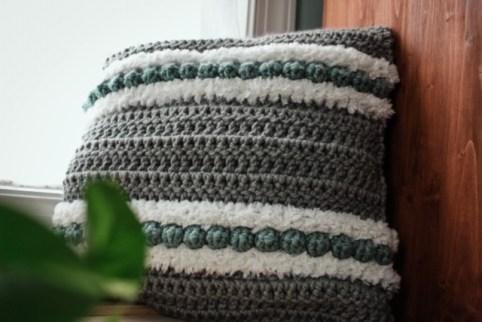 Hope Pillow crochet pattern