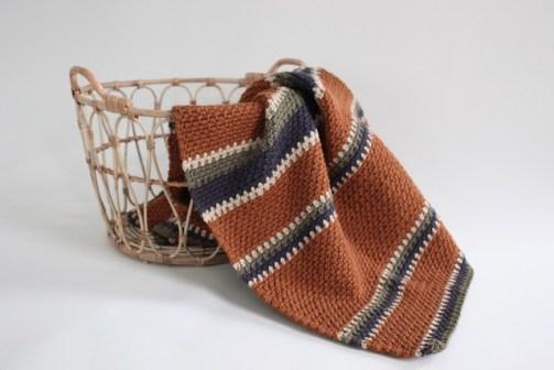 The Shenandoah Crochet Blanket