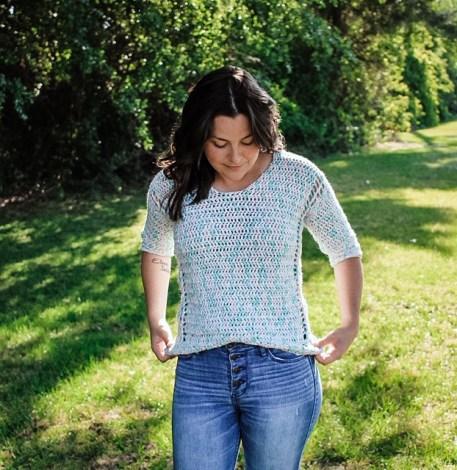 The Meadows Crochet Top