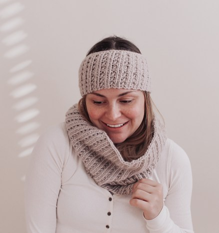 the nordic headband and cowl