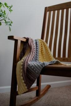 The Emma crochet blanket