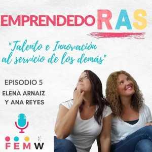 Elena Arnaiz Ana Reyes Conversaciones