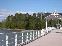 Seurasaari: Podul de acces