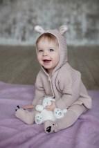 Студийная фотосъемка малышей до 1 года