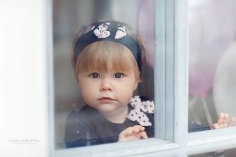 Студийная фотосъемка малышей
