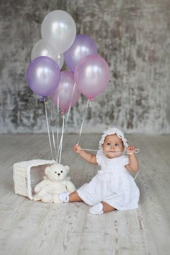 Студийная фотосъемка малыша