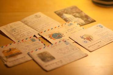 Письма и открытки