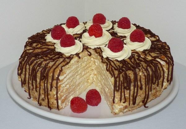 Torte Napoleon Elena' Kitchen