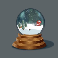 Snow_Ball_Procreate