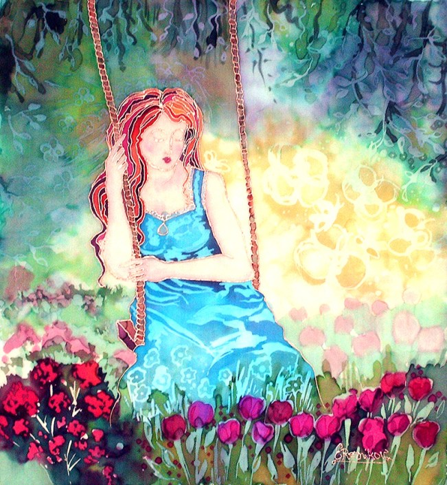 Daydreaming on Swing