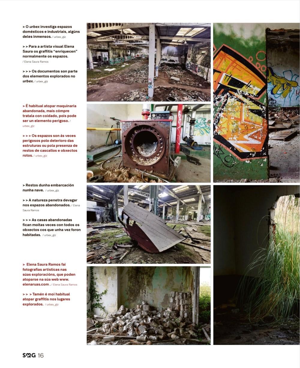 Urbex article Elena Saura Ramos