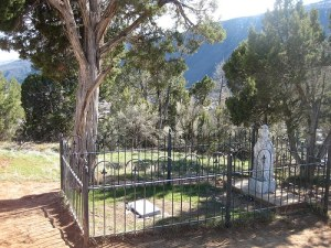 Doc Holliday's grave