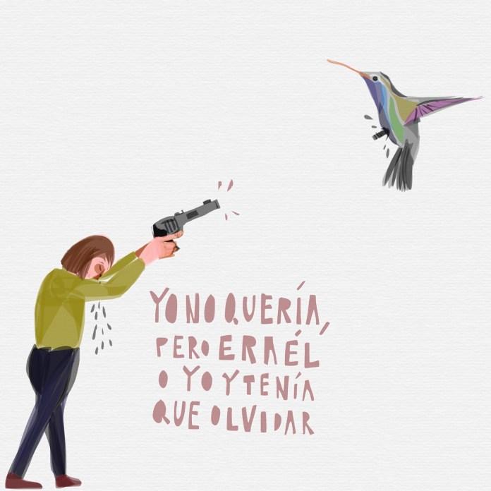 Muerte de un colibrí