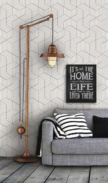 tapet grafic pattern