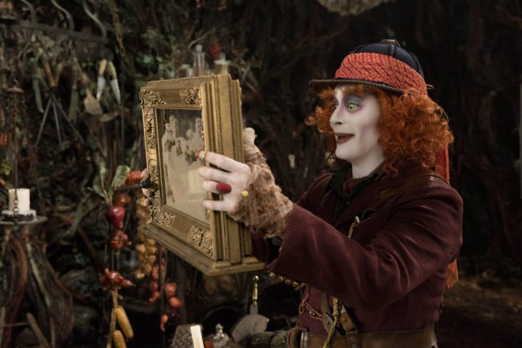 Alice (Mia Wasikowska) returns to the whimsical world of Underland to help the Hatter (Johnny Depp) in Disney's ALICE THROUGH THE LOOKING GLASS, an all-new adventure featuring the unforgettable characters from Lewis Carroll's beloved stories.