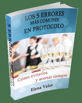 Los 5 errores más comunes en protocolo