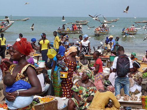 pescadores Gambia
