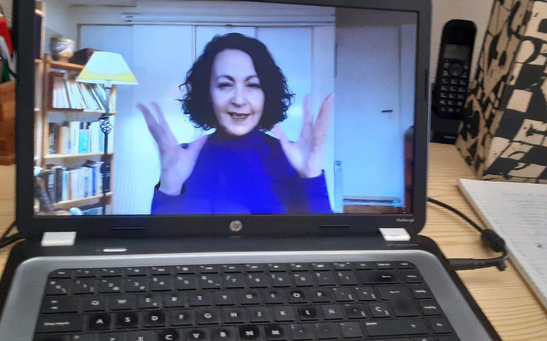 Videollamadas en el teletraajo