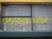"""Oaxaca Lives"""