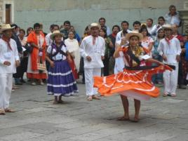 The People´s Guelaguetza