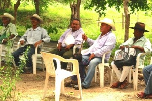 Authorities from various communities united in the struggle share perspectives on their ongoing resistance to the Paso de la Reina project.