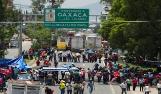 Oaxaca contra Reforma Educativa