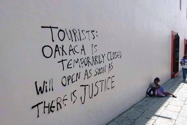 oaxaca-closed