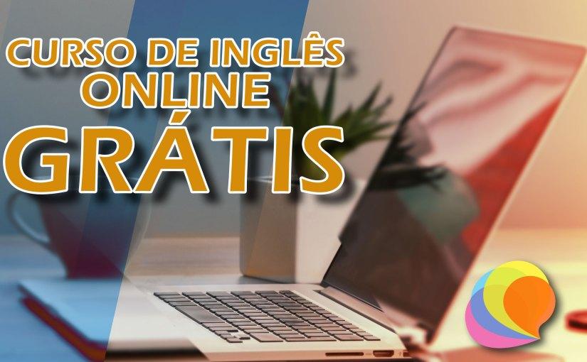 04 CURSO GRATIS - CURSO DE INGLÊS ONLINE GRÁTIS