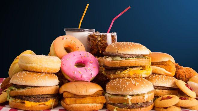 88762487 junk food - Phrasal Verbs about FOOD