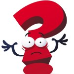 Red question mark - Sabem o que significa: The damage is done?