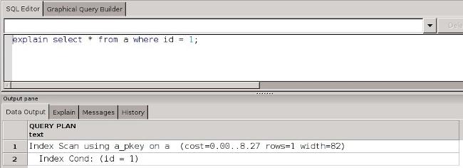 Test 1 for PostgreSQL images