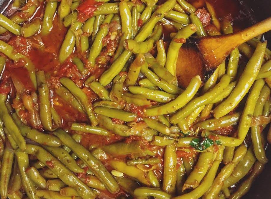 Fasolakia (Green Beans Stew)